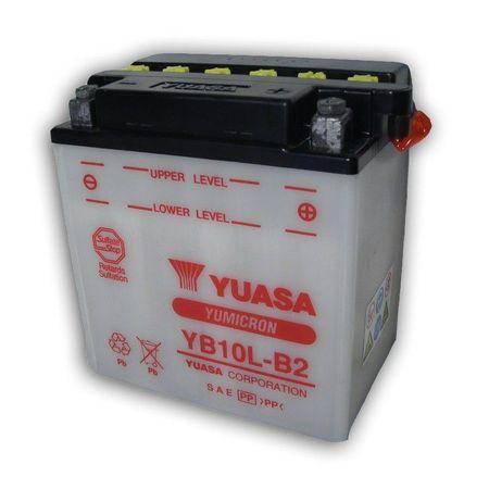 YUASA Japan - Acumulator cu intretinere YB10L-B2