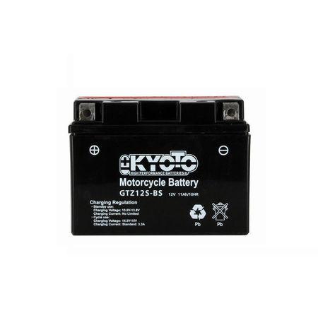 KYOTO - Acumulatori fara intretinere TTZ12S / YTZ12S