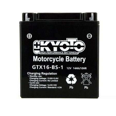 KYOTO - Acumulatori fara intretinere YTX16-BS