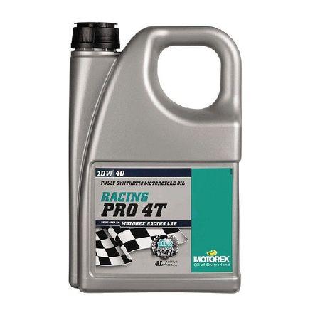 MOTOREX - RACING PRO 10W40 CROSS - 4L