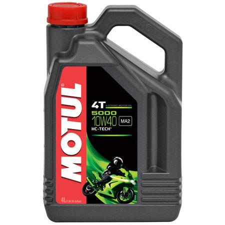 MOTUL - 5000 10W40 - 4L