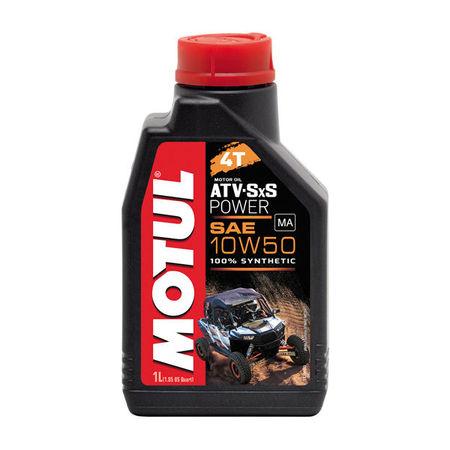 MOTUL - ATV SXS POWER 10W50 - 1L