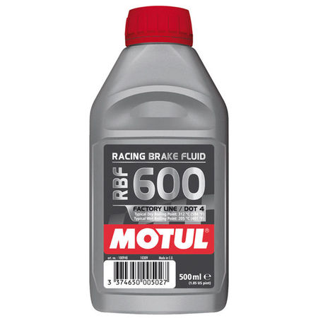 MOTUL - BRAKE FLUID RBF600 FACTORY LINE - 500ml