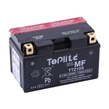 TOPLITE YUASA - Acumulator cu intretinere TTZ10S / YTZ10S