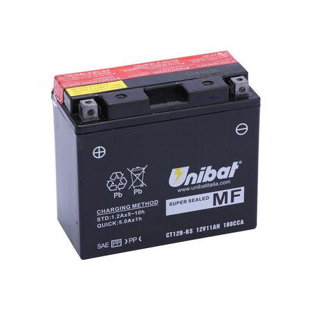 UNIBAT - Acumulator fara intretinere CT12B-BS (YT12B-BS)