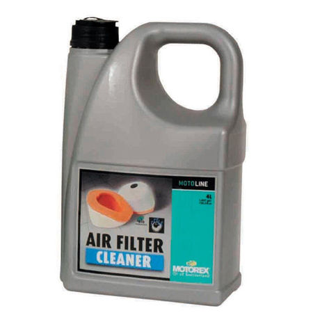 MOTOREX - AIR FILTER CLEANER - 4L