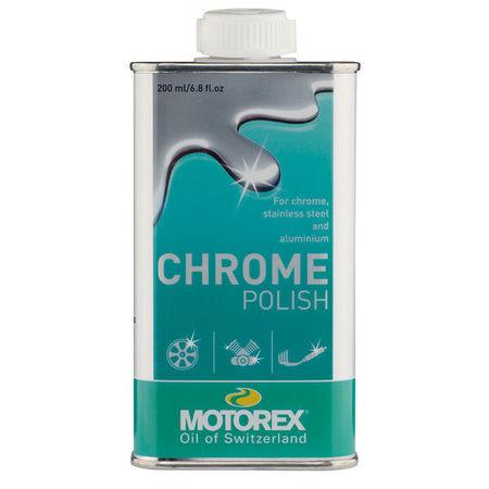 MOTOREX - CHROME POLISH - 200ML