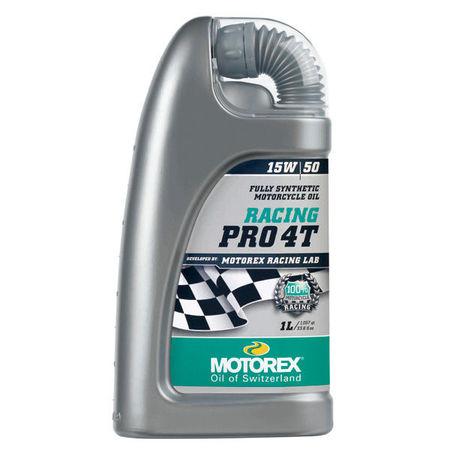 MOTOREX - RACING PRO 15W50 - 1L