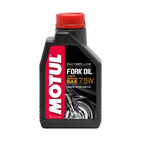 MOTUL - FORK OIL FACTORY LINE 7.5W (L/M) - 1L