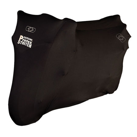 OXFORD - husa moto PROTEX - STRETCH PREMIUM (pentru interior), medium (M)