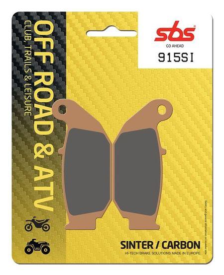 SBS - Placute frana OFFROAD - SINTER 915SI