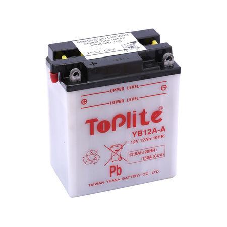 TOPLITE YUASA - Acumulator cu intretinere YB12A-A