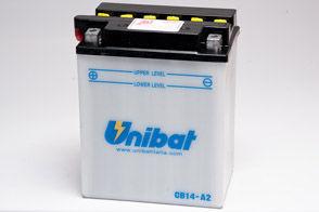 UNIBAT - Acumulator cu intretinere CB14-A2-SM (YB14-A2)