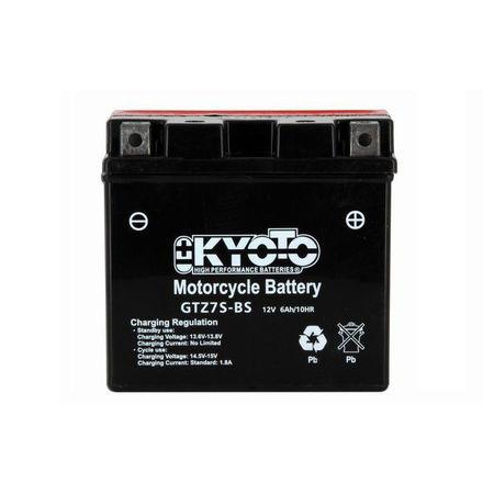 KYOTO - Acumulatori fara intretinere TTZ7S / YTZ7S / YTZ6 / YT6B-3