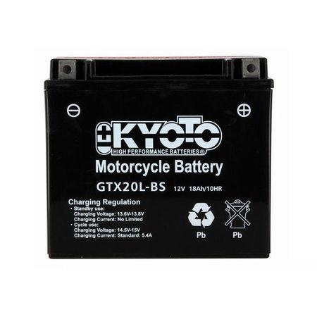 KYOTO - Acumulatori fara intretinere YTX20L-BS