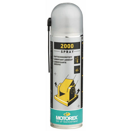 MOTOREX - SPRAY 2000 SPRAY - 500ML