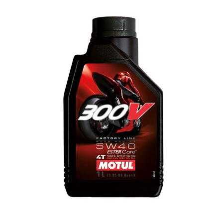 MOTUL - 300V 5W40 - 1L
