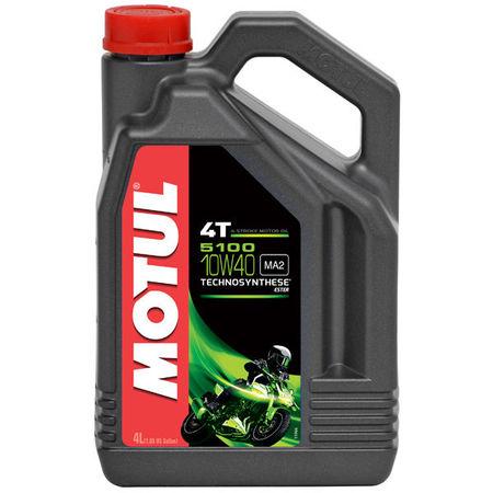 MOTUL - 5100 10W40 - 4L