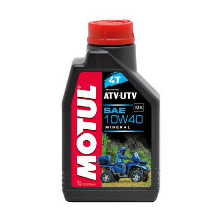 MOTUL - ATV UTV 10W40 - 1L