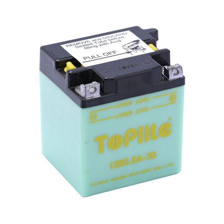 TOPLITE YUASA - Acumulator cu intretinere 12N5,5A-3B