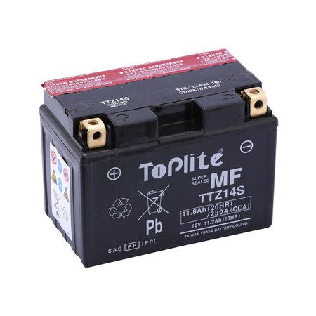 TOPLITE YUASA - Acumulator cu intretinere TTZ14S / YTZ14S