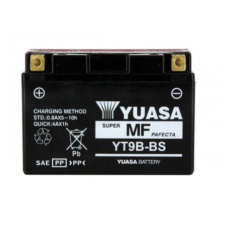 YUASA Japan - Acumulator AGM fara intretinere YT9B-BS