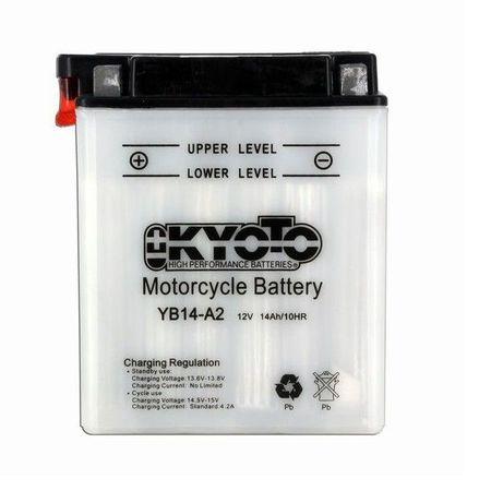 KYOTO - Acumulator cu intretinere YB14-A2