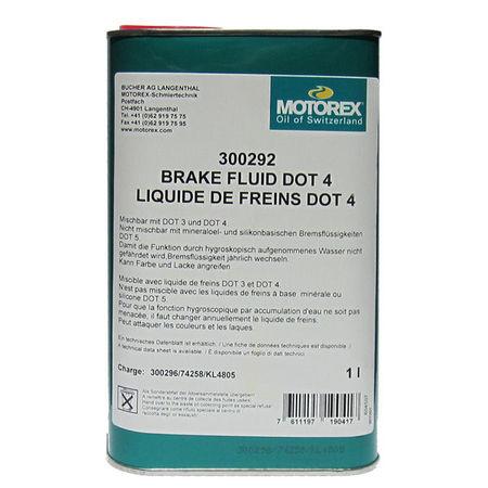 MOTOREX - LICHID FRANA DOT 4 - 1L