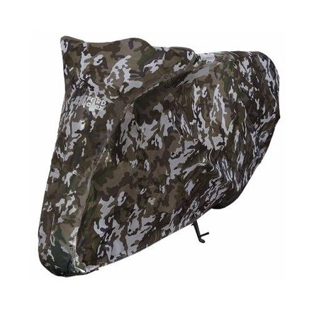 OXFORD - husa moto AQUATEX - camuflaj, large (L)