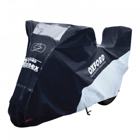 OXFORD - husa moto RAINEX - pentru topcase, small (S)