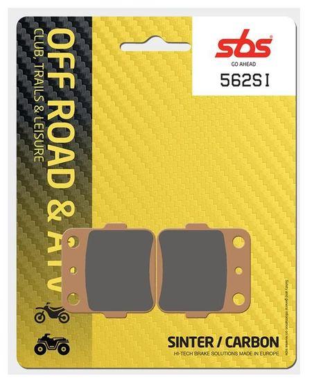 SBS - Placute frana OFFROAD - SINTER 562SI