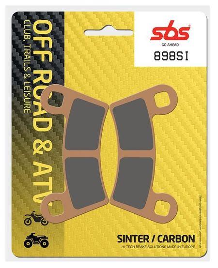 SBS - Placute frana OFFROAD - SINTER 898SI