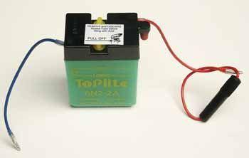 TOPLITE YUASA - Acumulator cu intretinere 6N2-2A