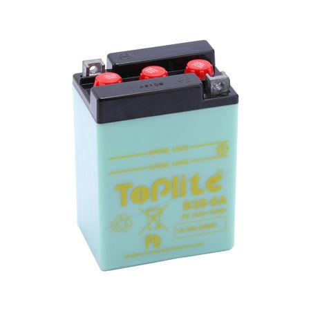 TOPLITE YUASA - Acumulator cu intretinere B38-6A