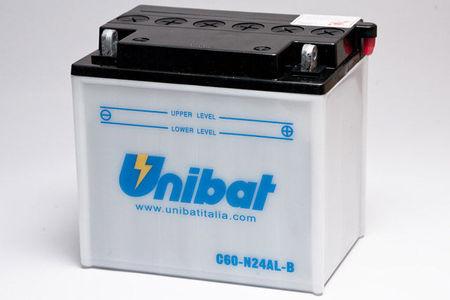 UNIBAT - Acumulator cu intretinere C60-N24L-A-SM (Y60-N24L-A)