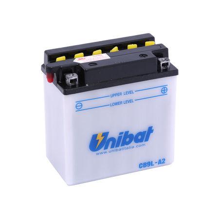 UNIBAT - Acumulator cu intretinere CB9LA2 (YB9L-A2) (Nu contine acid)