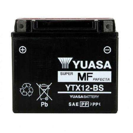 YUASA Japan - Acumulator AGM fara intretinere YTX12-BS