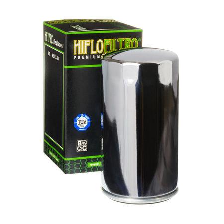 HIFLO - FILTRU ULEI HF173C (CROM)
