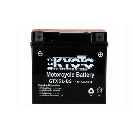 KYOTO - Acumulatori fara intretinere YTX5L-BS