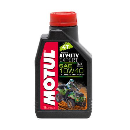MOTUL - ATV UTV EXPERT 10W40 - 1L