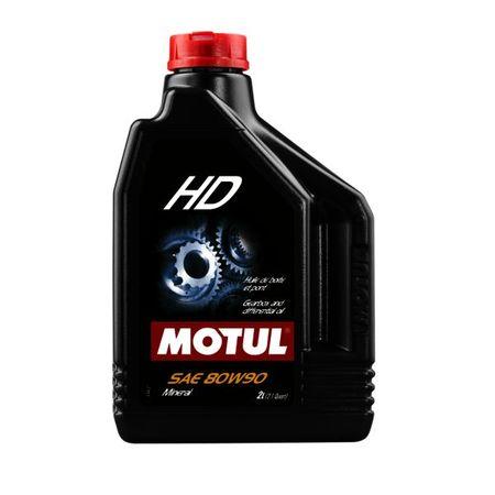 MOTUL - HD 80W90 - 2L (GEARBOX & DIFFERENTIAL OIL)