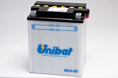 UNIBAT - Acumulator cu intretinere CB14-B2-SM (YB14-B2)