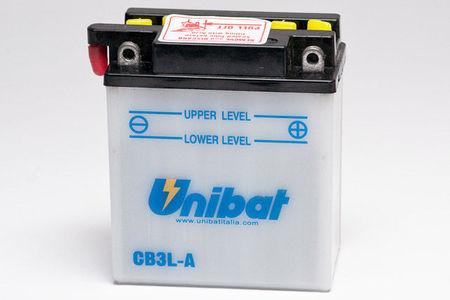 UNIBAT - Acumulator cu intretinere CB3L-A-SM (YB3L-A)