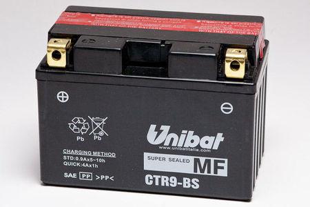UNIBAT - Acumulator fara intretinere CTR9-BS
