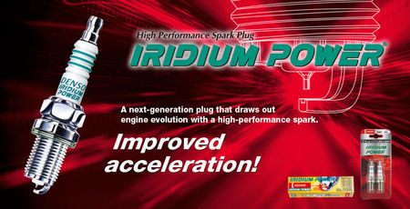 DENSO Iridium Power - IU24 (CR8EIA)
