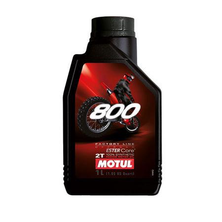 MOTUL - 800 2T OFFROAD - 1L