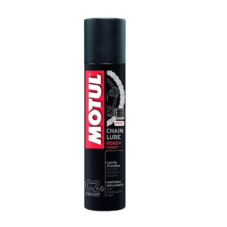 MOTUL - C2+ MINI CHAIN LUBE ROAD+ (WHITE) - 100ml