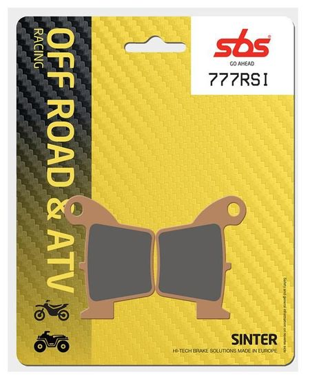 SBS - Placute frana RACING OFFROAD - SINTER 777RSI