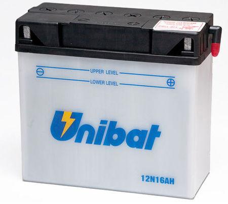 UNIBAT - Acumulator cu intretinere 12N16AH-SM (51913) (BMW 51913)