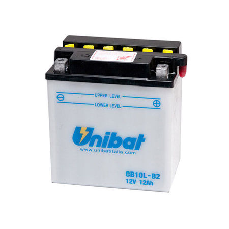 UNIBAT - Acumulator cu intretinere CB10L-B2-SM (YB10L-B2)